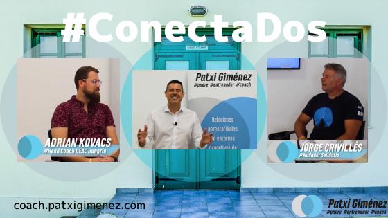 #Conectados con Adrián Kovacs y Jorge Crivillés