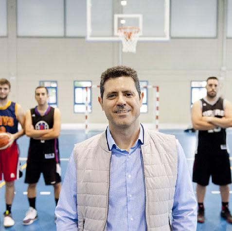 coach de equipos alicante